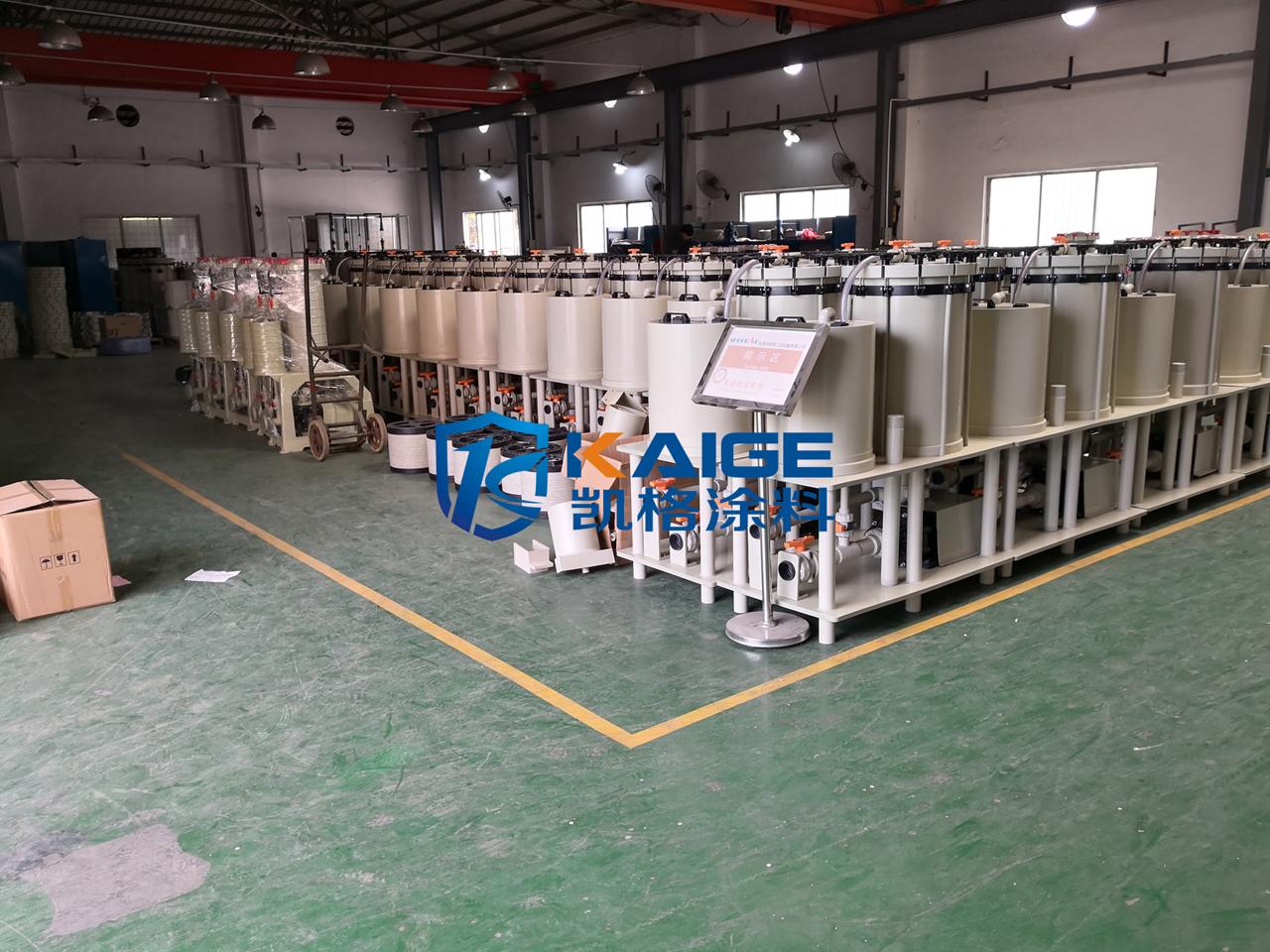 电镀设备生产线 环保水处理设备