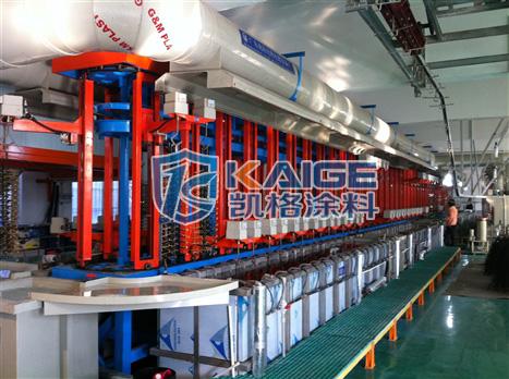 佛山市南海电镀设备厂-重防腐油漆-环氧五十铃油漆厂家