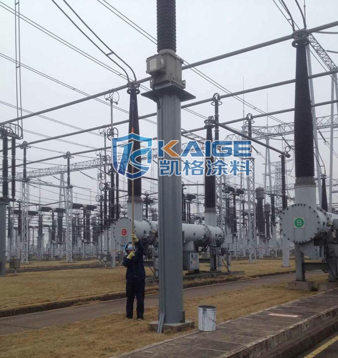南方电网变电站 20万平方翻新工程