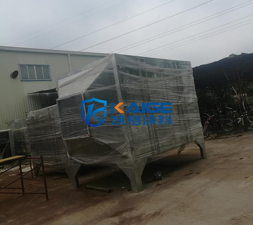 广州环保设备专业防腐漆,水处理设备,除尘设备,通风设备防腐